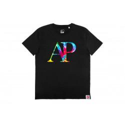 T-shirt A.P TieDye logo