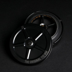 Roue Black Pearl simple gomme